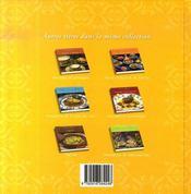 Couscous en fête - 4ème de couverture - Format classique