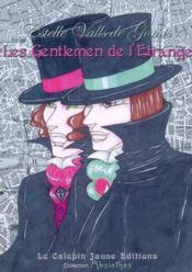 Les gentlemen de l'étrange - Couverture - Format classique