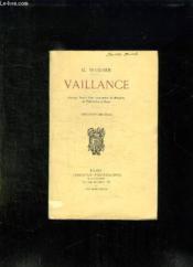 Vaillance. - Couverture - Format classique