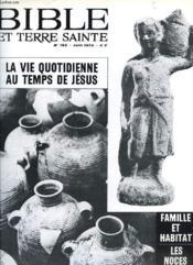 Bible Et Terre Sainte, N° 182, Juin 1976 - Couverture - Format classique