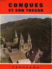 Conques Et Son Tresor - Couverture - Format classique