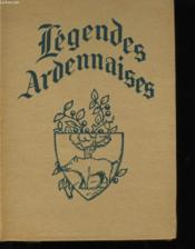 Legendes Ardennaises - Couverture - Format classique
