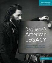 Daguerre 's american legacy - Couverture - Format classique