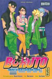 Boruto - Naruto next generations T.11 - Couverture - Format classique