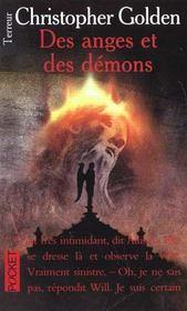 Des Anges Et Des Demons - Intérieur - Format classique