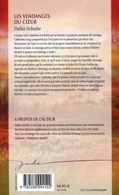 Les Vendanges Du Coeur - 4ème de couverture - Format classique