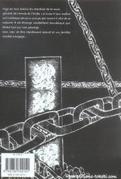 Le chant des morts t.2 - 4ème de couverture - Format classique