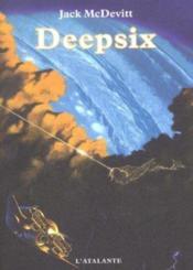 Deepsix - Couverture - Format classique