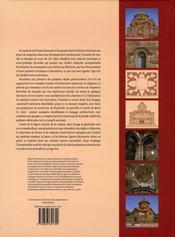 L'âge d'or de l'architecture arménienne - 4ème de couverture - Format classique