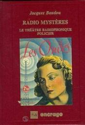 Radio Mysteres - Couverture - Format classique