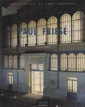 Paul Friesé - Couverture - Format classique