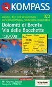 Dolomiti di Brenta - Couverture - Format classique