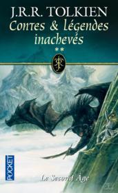 Contes et legendes inacheves - tome 2 - vol02 - Couverture - Format classique