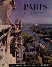 Paris et ses alentours / les merveilles de la France - Couverture - Format classique