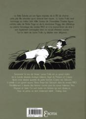 La belle éplorée et autres histoires courtes - 4ème de couverture - Format classique