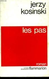 Les Pas. - Couverture - Format classique