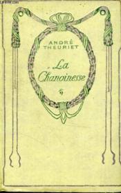 La Chanoinesse. - Couverture - Format classique