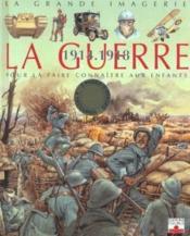 Guerre 1914-1918 - Couverture - Format classique