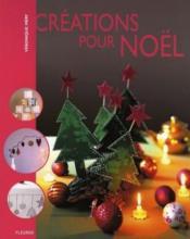 Créations pour Noël - Couverture - Format classique