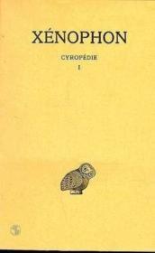 Cyropedie t1 l1-2 - Couverture - Format classique