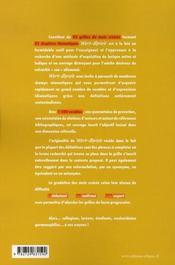 Wort-spiele, mots croisés thématiques en allemand - 4ème de couverture - Format classique