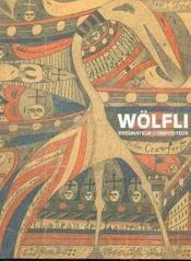 Woelfli Dessinateur Compositeur - Couverture - Format classique