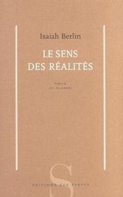 Le sens des réalités - Intérieur - Format classique