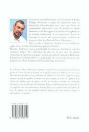 L'Argile - Medecine Ancestrale - 4ème de couverture - Format classique