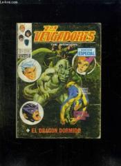 Los Vengadores. The Avengers N° 18. El Dragon Dormido. Texte En Espagnol. - Couverture - Format classique