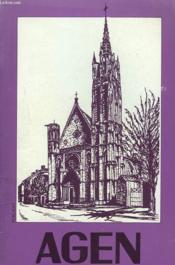 Agen. Memento 1980 - Couverture - Format classique
