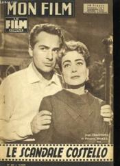 Mon Film N° 643 - Le Scandale Costello - Couverture - Format classique
