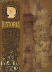 Historia - Tome Septieme - Couverture - Format classique