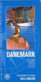 Danemark ; Copenhague, la Sjaelland, la Fionie, le Jutland, Bornholm - Couverture - Format classique