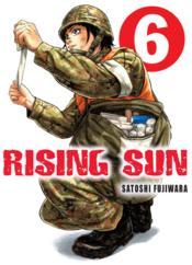 Rising sun T.6 - Couverture - Format classique
