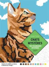 Chats - Couverture - Format classique
