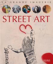 Street art - Couverture - Format classique