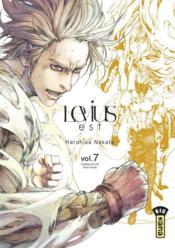 Levius est T.7 - Couverture - Format classique