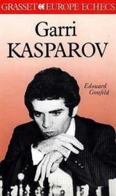 Garri kasparov - Couverture - Format classique