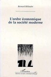Ordre Economique De La Societe Moderne - Intérieur - Format classique