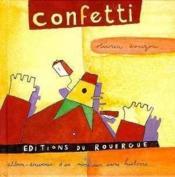 Confetti - Couverture - Format classique
