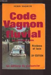 Code Vagnon Fluvial - Couverture - Format classique