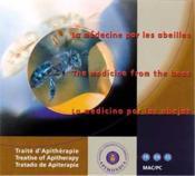 Médecine par les abeilles - Couverture - Format classique