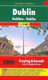 Dublin - 4ème de couverture - Format classique