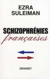 Schizophrénies françaises - Couverture - Format classique