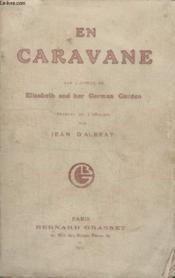 En Caravane. - Couverture - Format classique