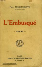 L'Embusque. - Couverture - Format classique