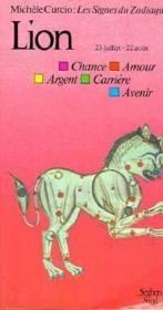 Lion -Signes Du Zodiaque - Couverture - Format classique