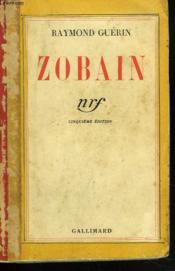 Zobain - Couverture - Format classique