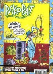 Psikopat - Bandes Dessinees - N°60 - Les Extra-Terrestres On Les Nique A Sec... - Couverture - Format classique