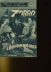 Films Illustres Pour Les Jeunes - Zorro Et Ses Legionnaires - Couverture - Format classique